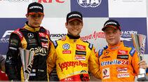 Podium - Formel 3 EM - Budapest (1)