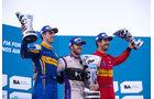 Podium - Formel E - Argentinien - 2016