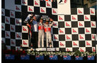 Podium GP Australien 2012