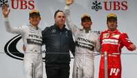 Podium - GP China 2014