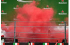 Podium - GP Italien 2016
