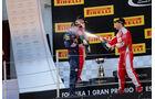 Podium - GP Spanien 2016 - Barcelona - Sonntag - 15.5.2016