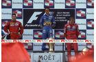 Podium - Imola 1994