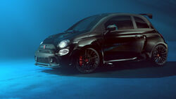 Pogea Racing Abarth 595 Hercules Widebody
