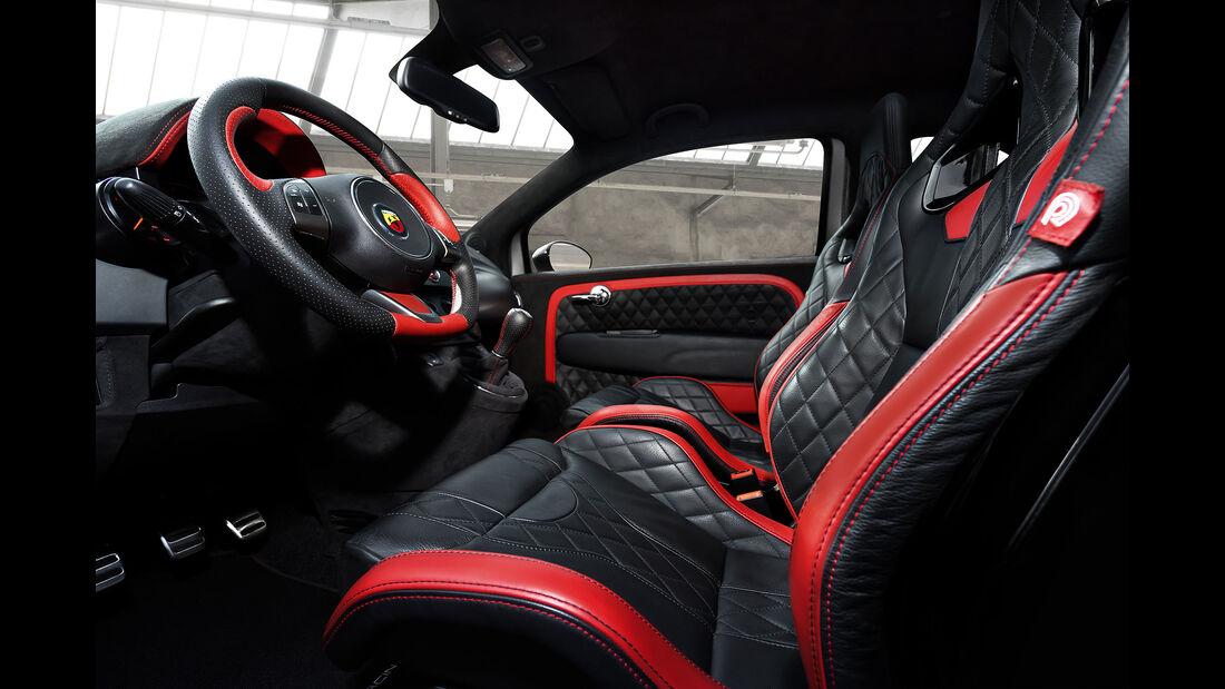 Pogea Racing Ares Abarth 500