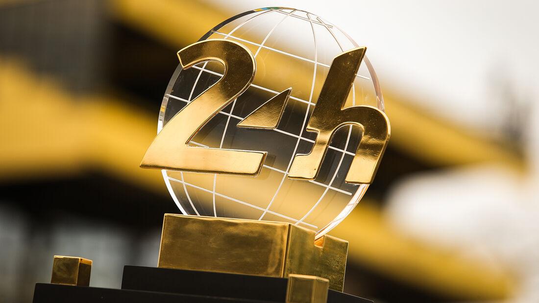 Pokal - 24h-Rennen - Le Mans 2020
