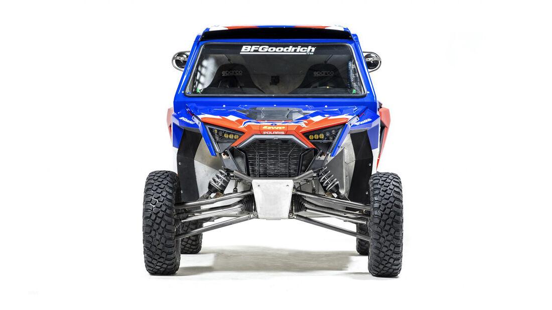 Polaris RZR Pro XP Rallye Dakar