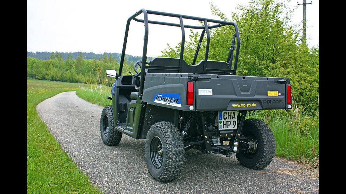 Polaris Ranger EV 2011