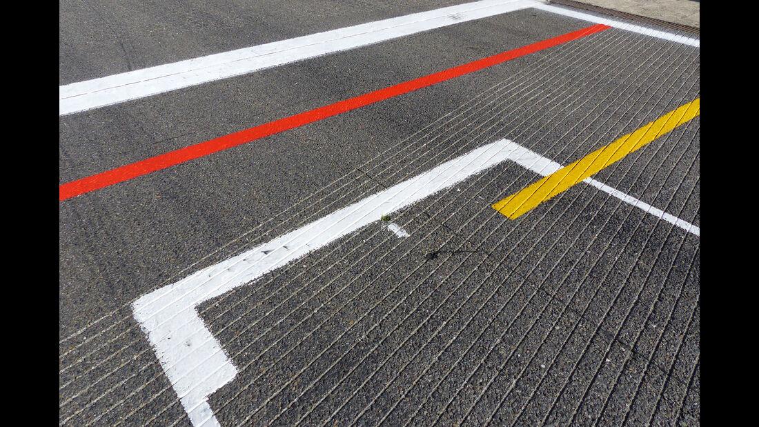 Pole Position - Formel 1 - GP Belgien - Spa-Francorchamps - 20. August 2015