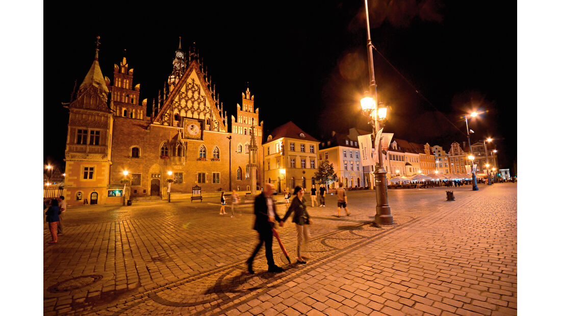 Polen, Breslau