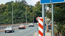 Polen, Brücke, Neiße