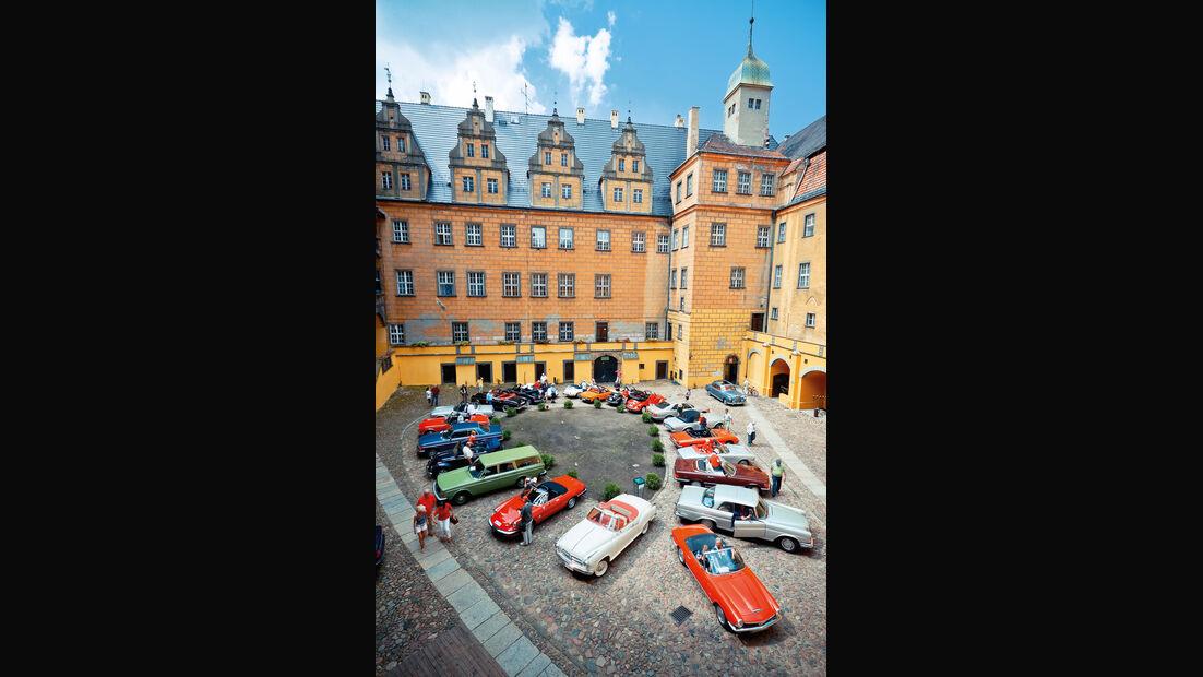 Polen, Gruppenbild, Olesnica