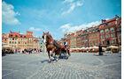 Polen, Straßenkreuzung