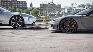 Polestar Koenigsegg Kooperation