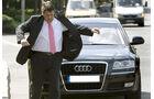 Politiker und ihre Dienstwagen, Gabriel, Audi A8