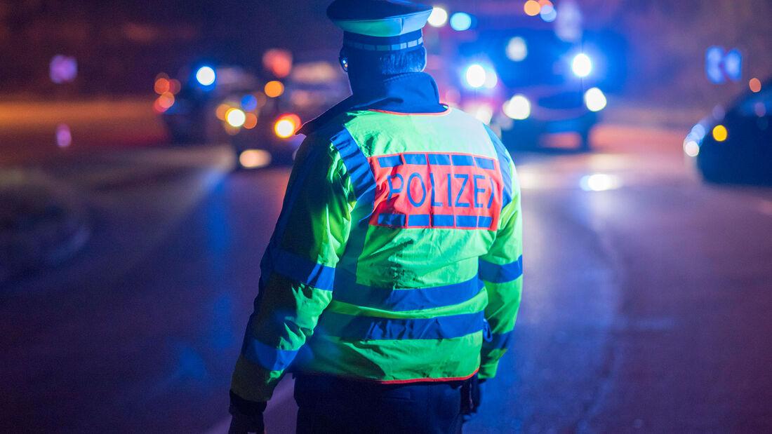Polizei Unfall Unfallstatistik