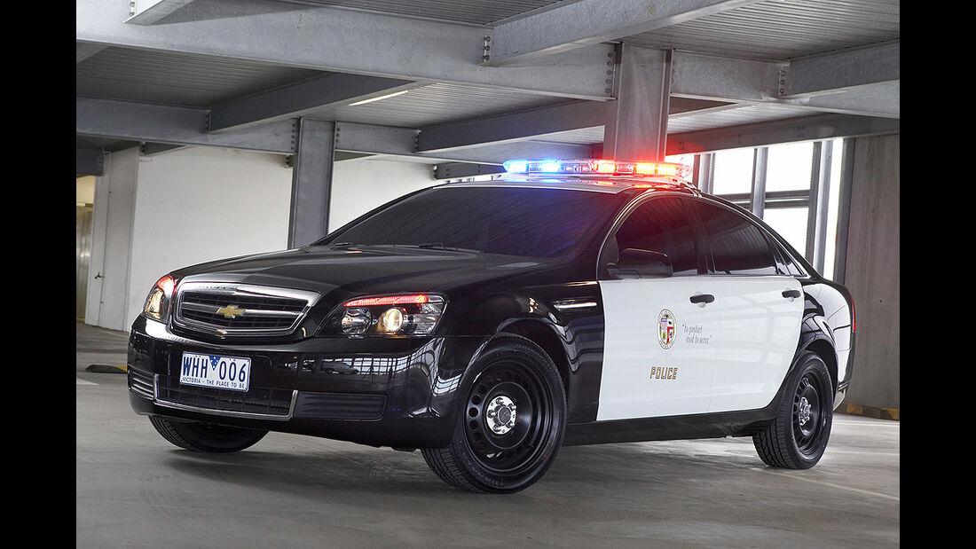 Polizeiauto Chevrolet Caprice