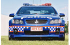 Polizeiauto Holden VE Commodore