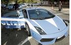 Polizeiauto Lamborghini Gallardo LP 560-4