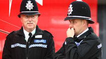 Polizisten - GP England - Qualifying - 9. Juli 2011
