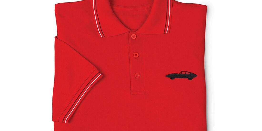 Poloshirt Herren Jaguar E-Type 50 Jahre zubehör
