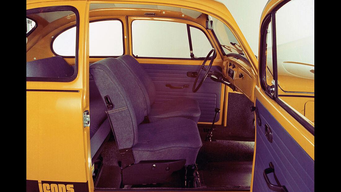 Polsterfarben, VW Käfer