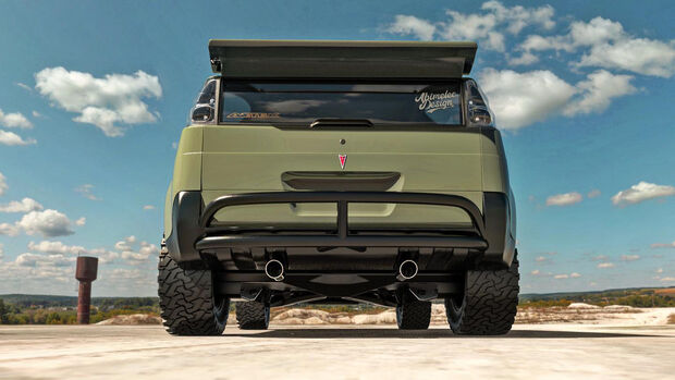 Pontiac Aztek Abimelec Design