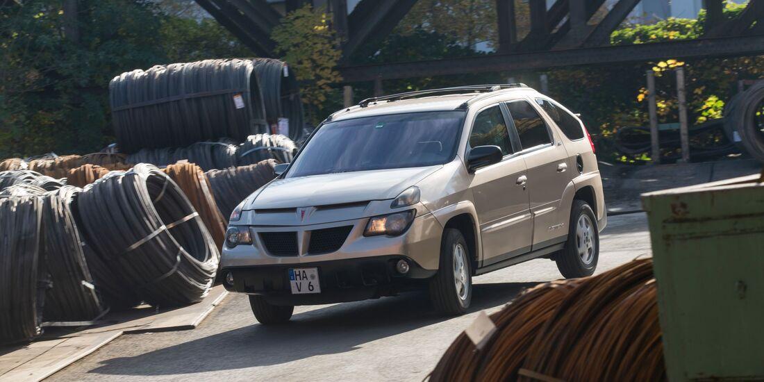 Pontiac Aztek Youngtimer 02/2025