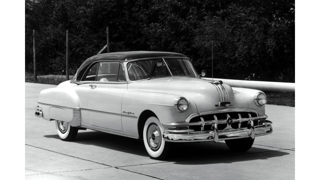 Pontiac Chieftain Super Deluxe Catalina