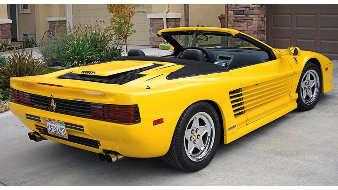 Pontiac Fiero GT, Cabrio