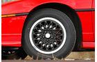Pontiac Fiero GT, Felge