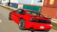 Pontiac Fiero GT, Heck