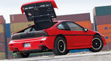 Pontiac Fiero GT, Heckklappe