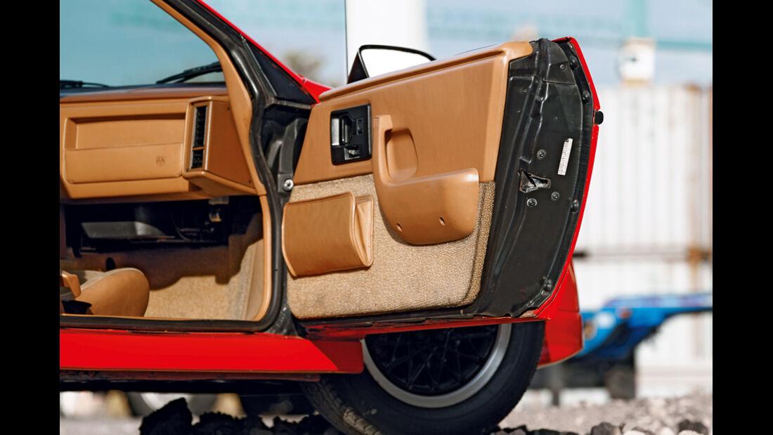 Pontiac Fiero GT, Seitentüre