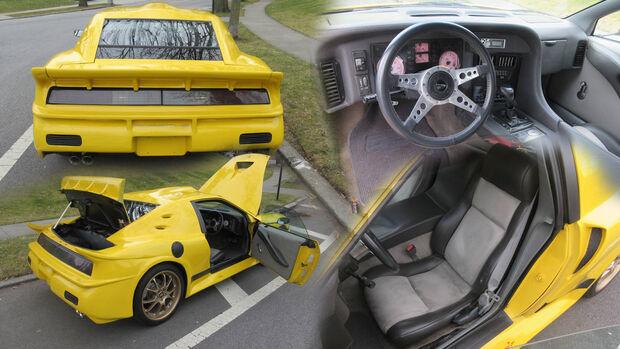 Pontiac Fiero Porsche 911 GT2 RS Umbau Craigslist