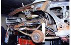 Pontiac Firebird 400 Coupe Serie 223, Blecharbeiten