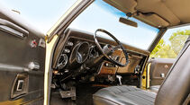 Pontiac Firebird 400 Coupe Serie 223, Cockpit, Lenkrad