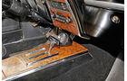 Pontiac Firebird 400 Coupe Serie 223, Mittelkonsole, Schalthebel