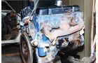 Pontiac Firebird 400 Coupe Serie 223, Motor