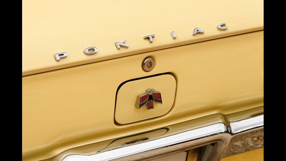 Pontiac Firebird 400 Coupe Serie 223, Tankklappe
