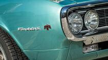 Pontiac Firebird 400, Frontscheinwerfer