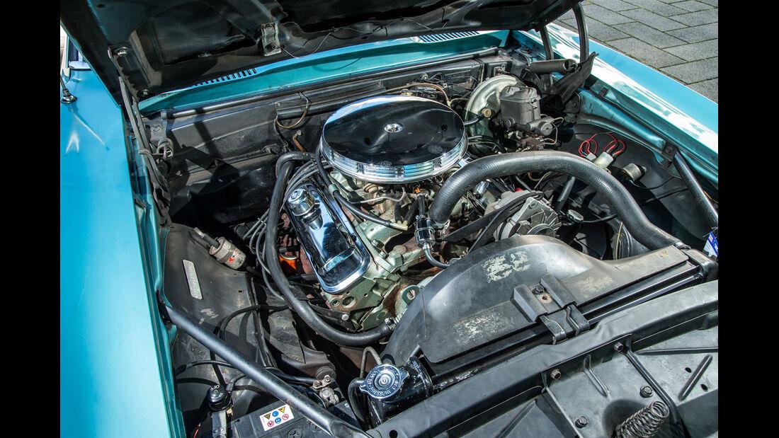 Pontiac Firebird 400, Motor