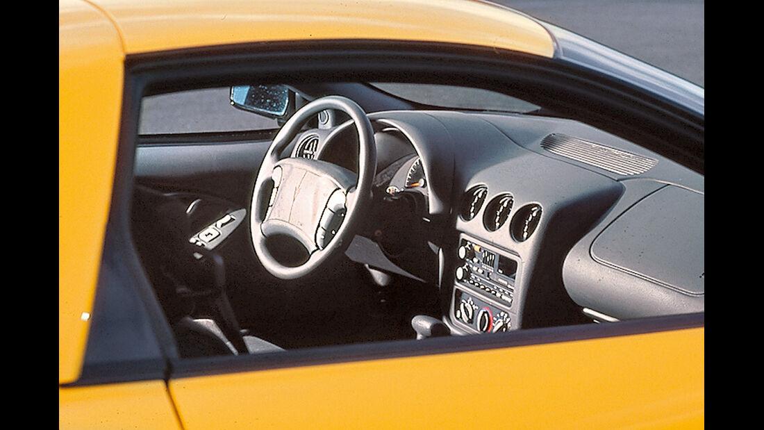 Pontiac Firebird, Cockpit