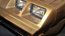 Pontiac Firebird Trans Am 6.6, Frontscheinwerfer