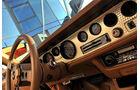 Pontiac Firebird Trans Am 6.6, Instrumente, Armaturenbrett