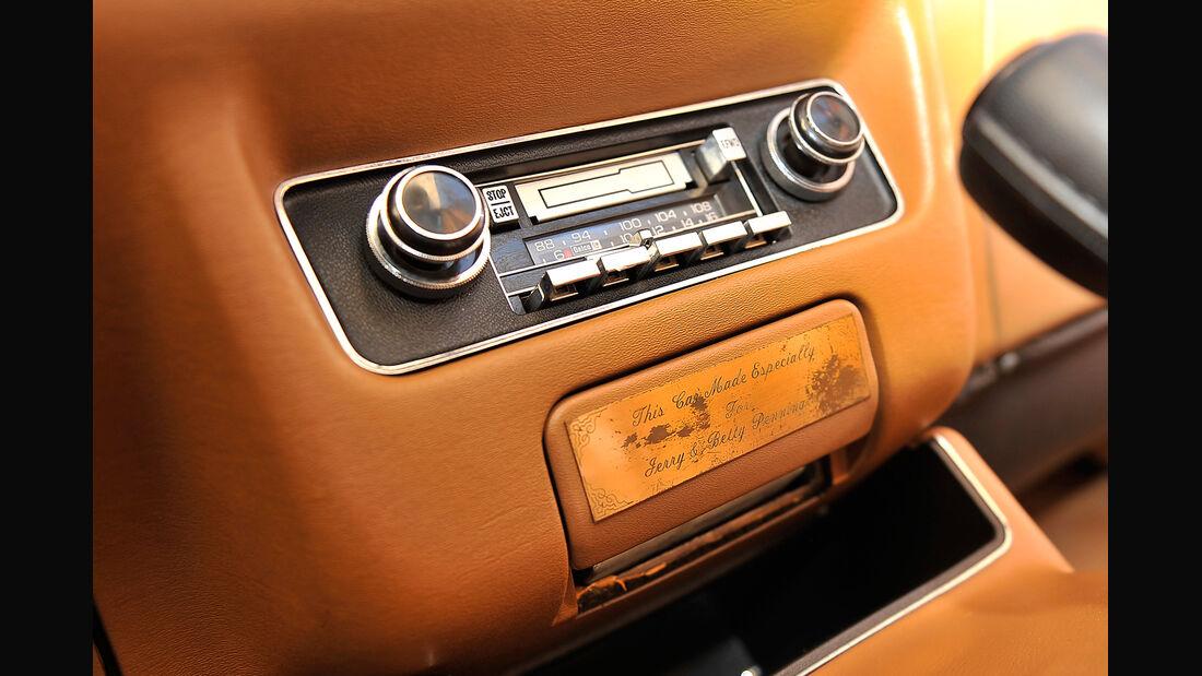 Pontiac Firebird Trans Am 6.6, Radio