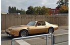 Pontiac Firebird Trans Am 6.6, Seitenansicht