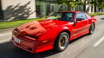 Pontiac Firebird Trans Am GTA, Frontansicht
