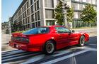 Pontiac Firebird Trans Am GTA, Heckansicht