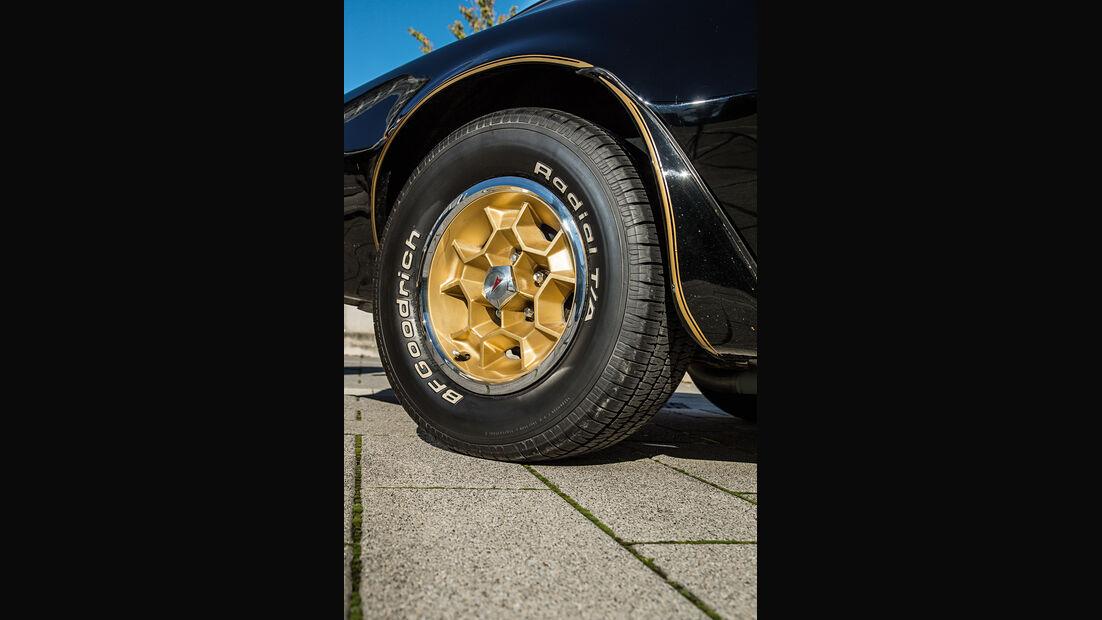 Pontiac Firebird Trans Am, Rad, Felge